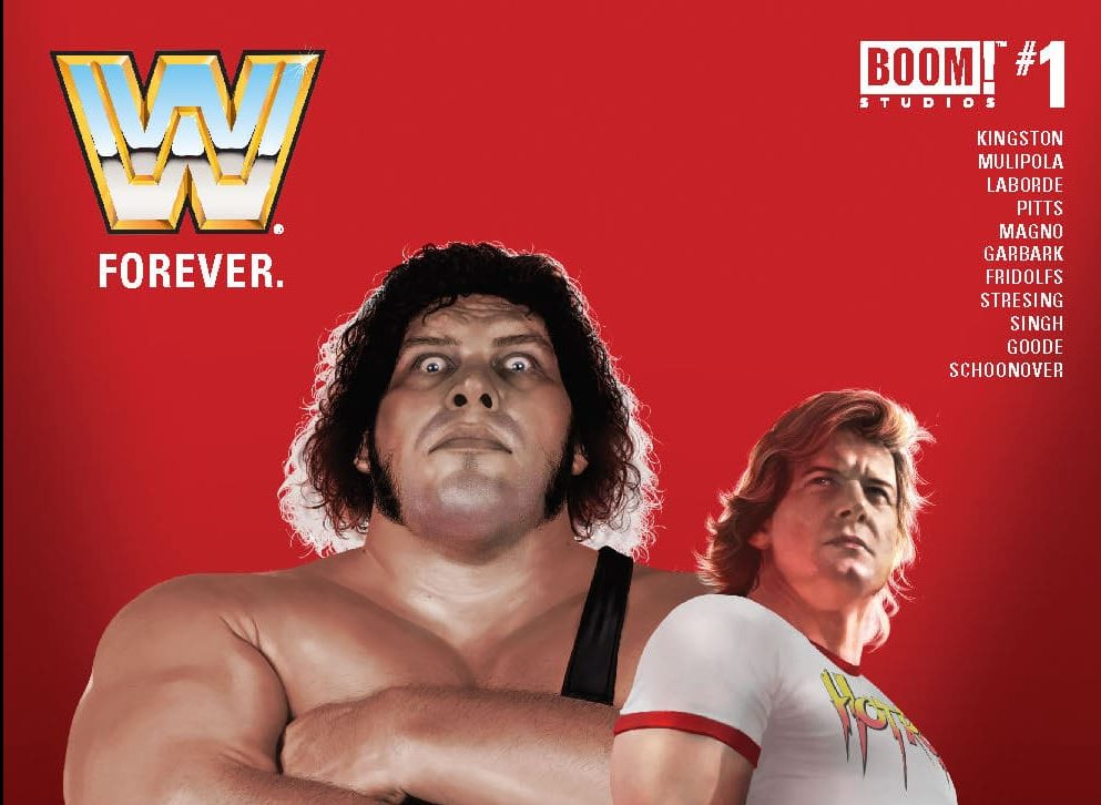 WWE Forever #1 review: Perfect for the Rock & Wrestling fan