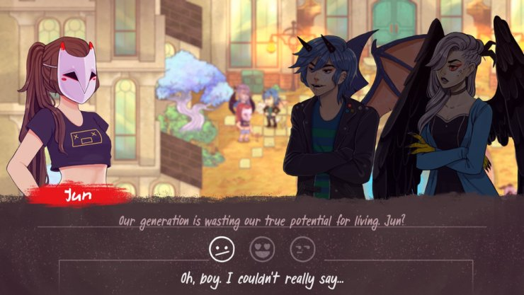 Anime-Influenced Action-Adventure, The World Next Door Coming to Switch, PC, Mac