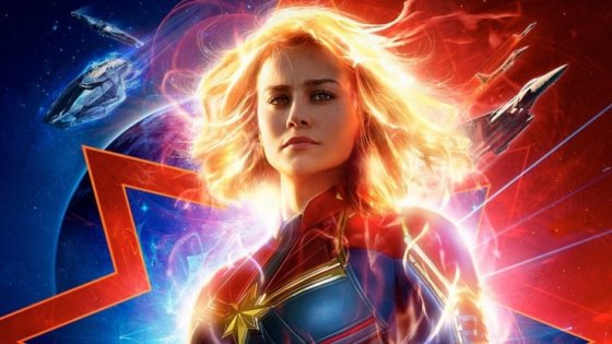 'Captain Marvel' flies past 'Aquaman,' 'Deadpool' and 'Wonder Woman' in advance ticket sales