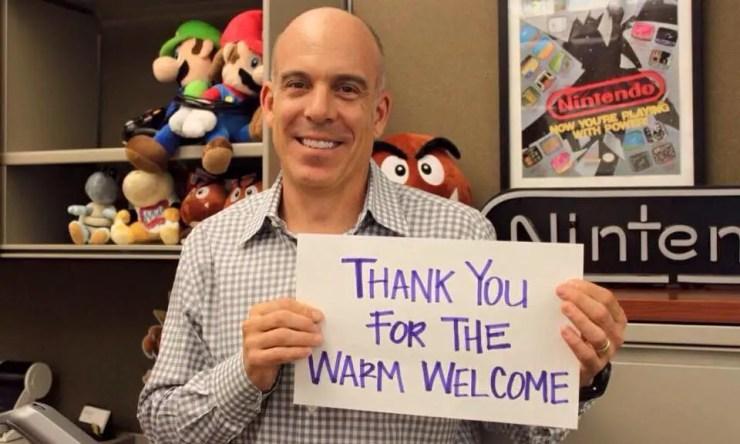 Nintendo of America's Reggie Fils-Aime retiring