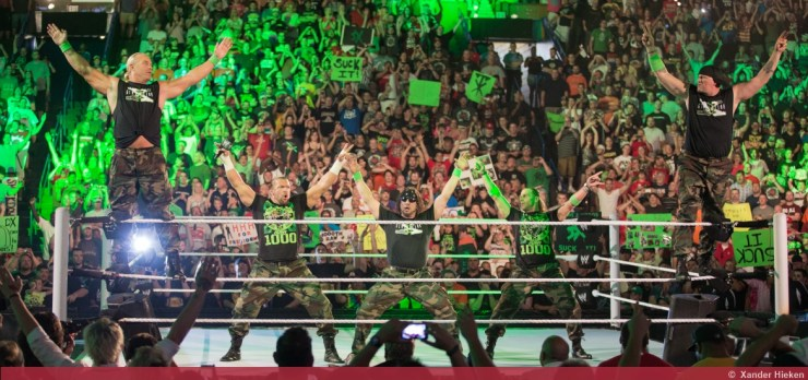 D-Generation X will be inducted into WWE Hall of Fame class of 2019