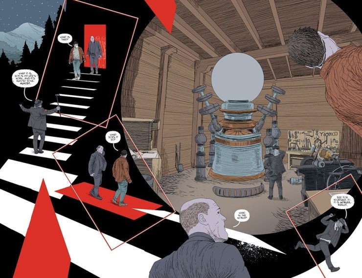 Gideon Falls #11 review: Secret of the Barn