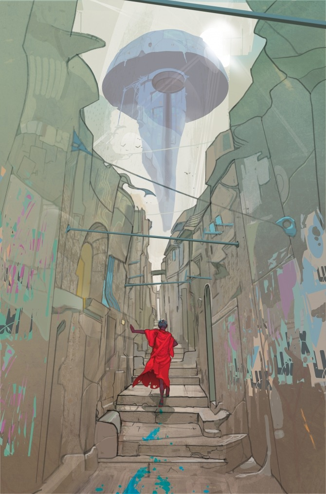 Invisible Kingdom Vol. 1 Review