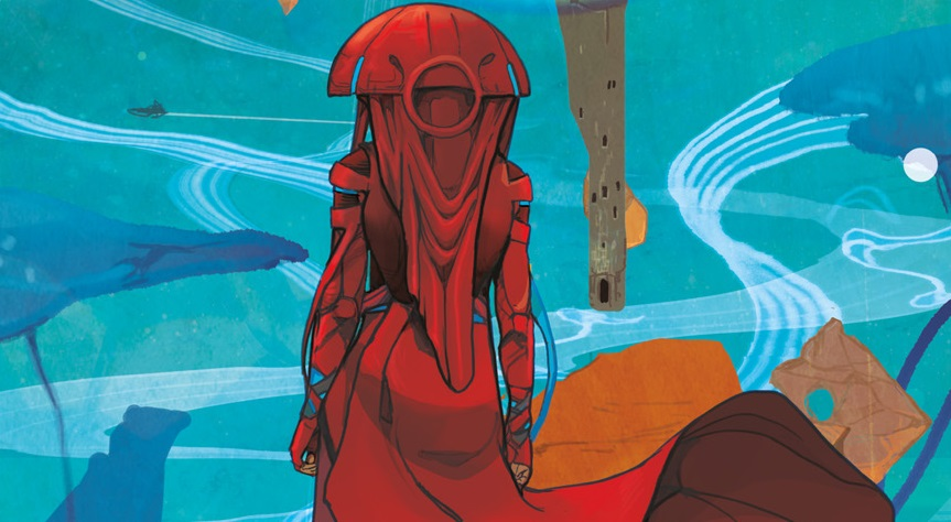 Invisible Kingdom #1 advance review: World, and wonder building done right