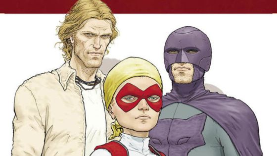 Netflix confirms cast and releases character descriptions for 'Jupiter's Legacy' adaptation