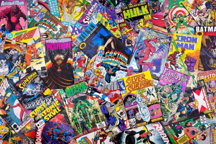 The Critical Angle: Do comic collectors really have OCD?