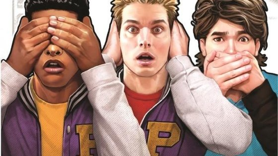 Talking comics, politics, and 'Planet of the Nerds' with AHOY's Paul Constant