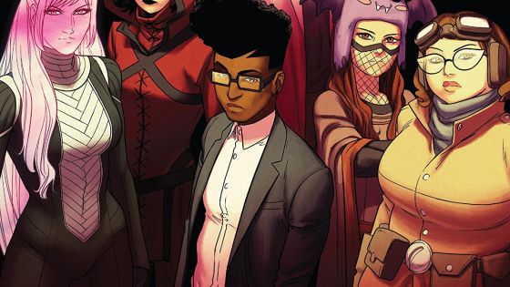 Marvel Preview: Runaways #18