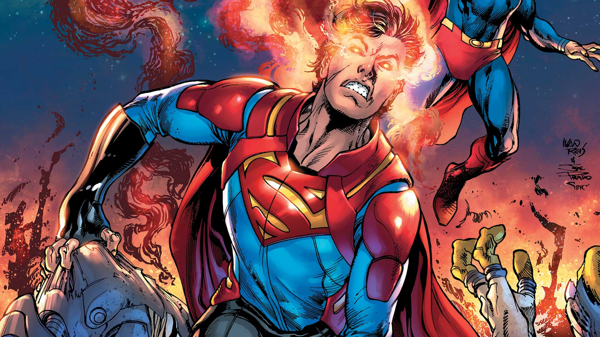Superman #8 review: Pacing in space