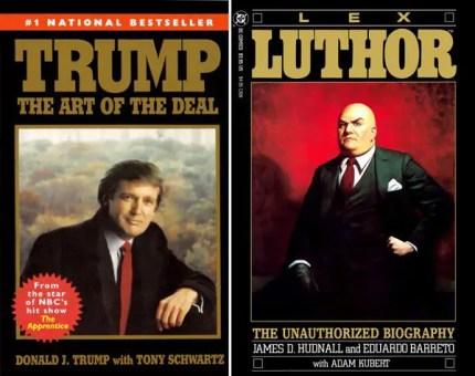Hitting a Wall: Modern comics' bigly problem in portraying Donald Trump