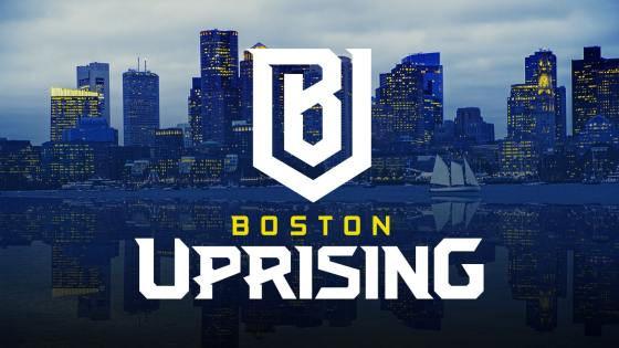 OWL's Boston Uprising announce first round of Spring Collegiate Cup