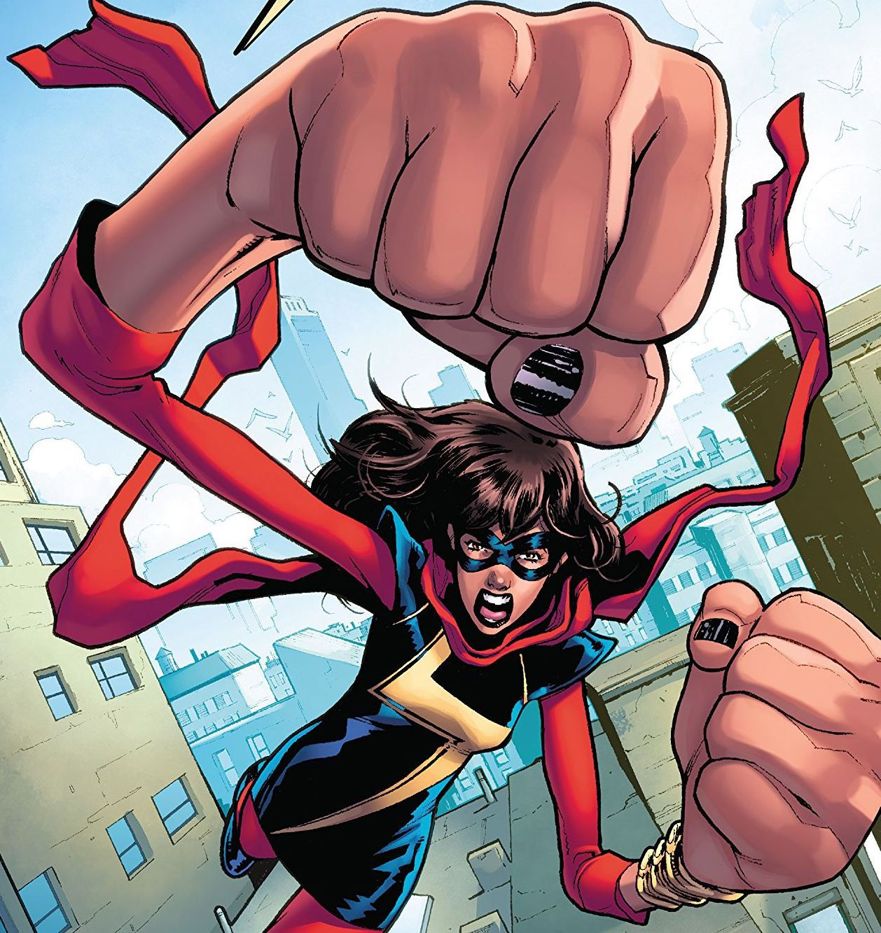 'Ms. Marvel Vol. 10: Time and Again' is a fitting goodbye to an exceptional series