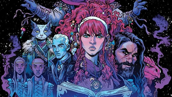 Dungeons and Dragons: A Darkened Wish #1 Review