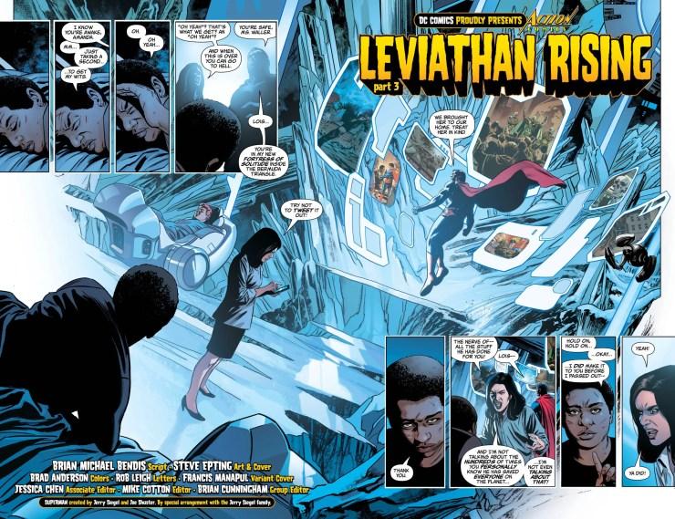 Action Comics #1009 review: Secret identities