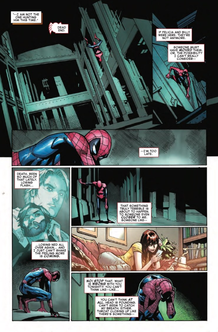 Marvel Preview: The Amazing Spider-Man #17