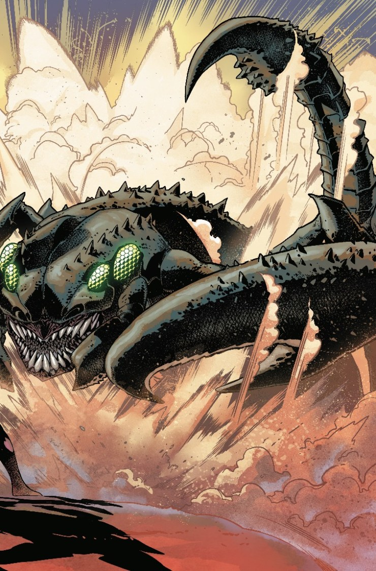 Marvel Preview: Avengers: No Road Home #6