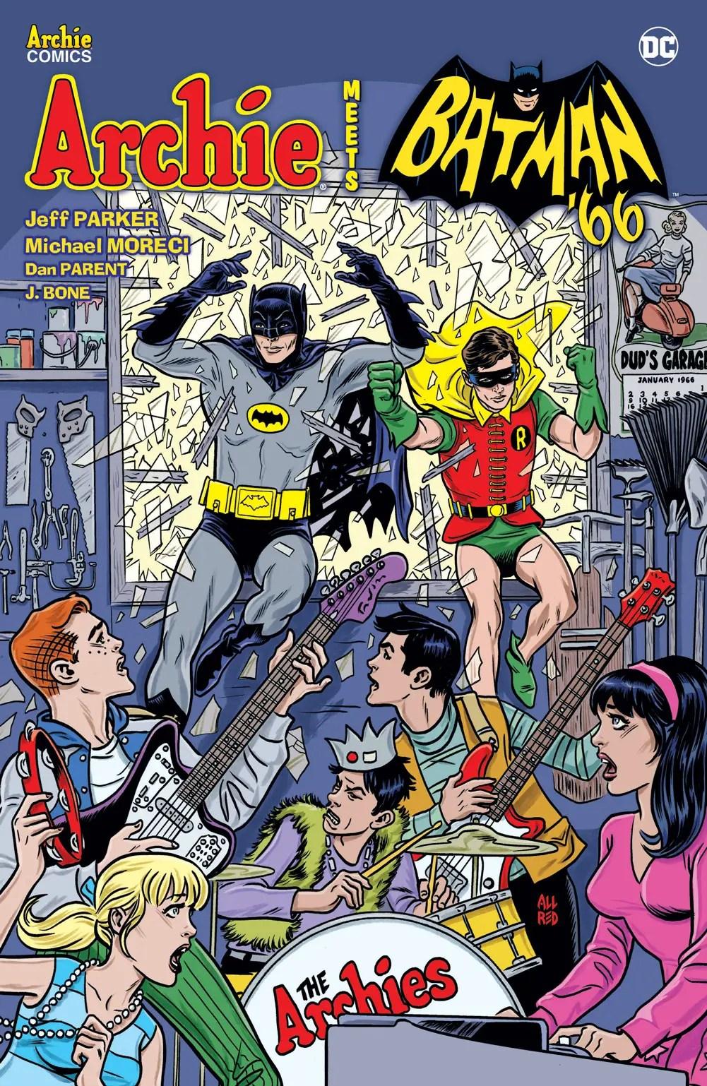'Archie Meets Batman '66' TPB Review