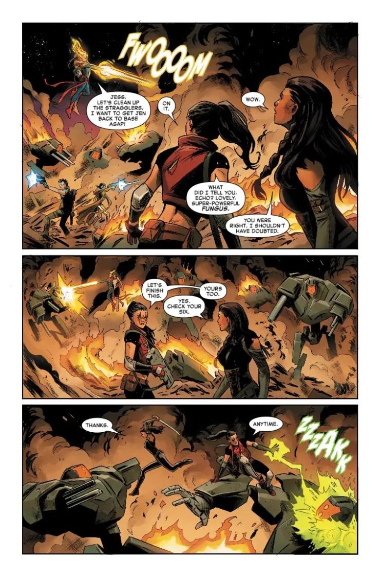 Marvel Preview: Captain Marvel #3