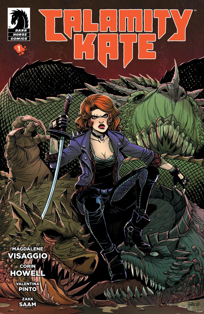 Calamity Kate #1 Review: Monster Slayer