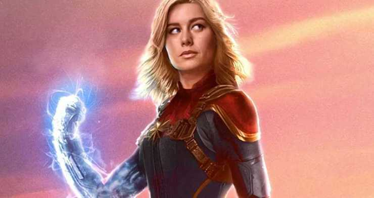 Captain Marvel review: Higher, faster, and almost stronger