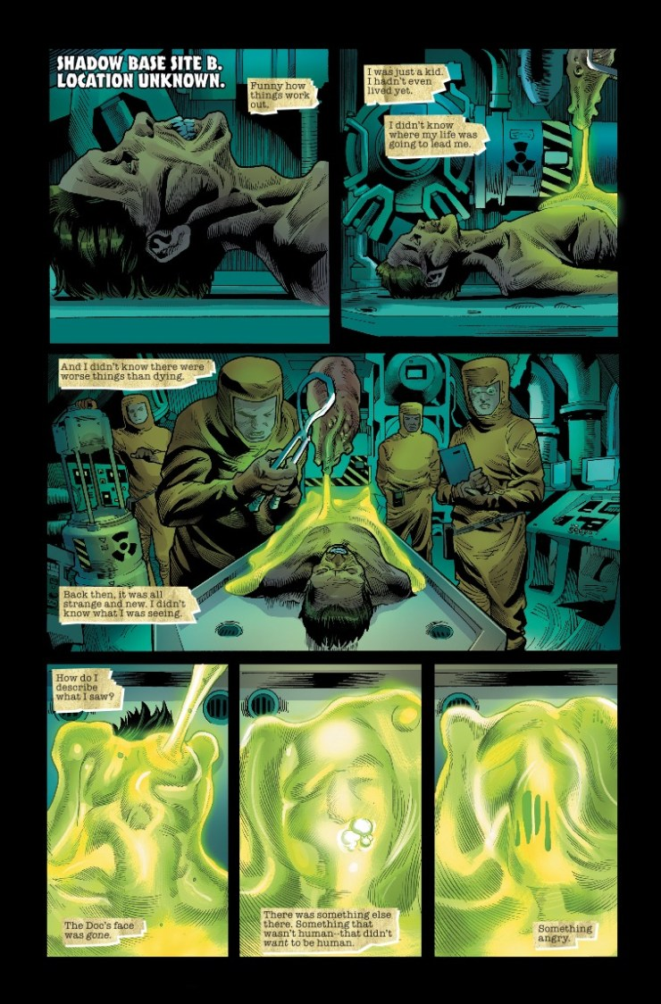 Marvel Preview: Immortal Hulk #16