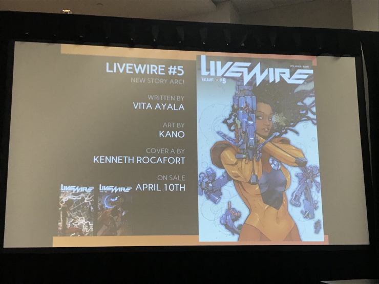 WonderCon 2019: Now is the Best Time to Jump into the Valiant Universe