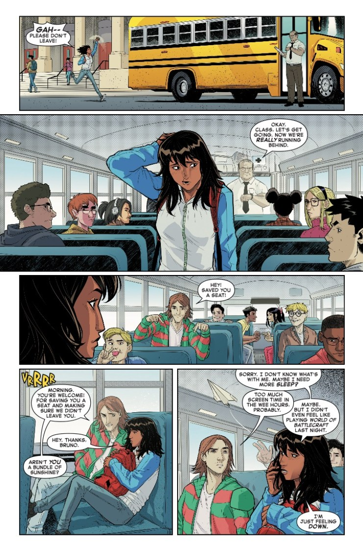 Marvel Preview: Marvel Team-Up #1