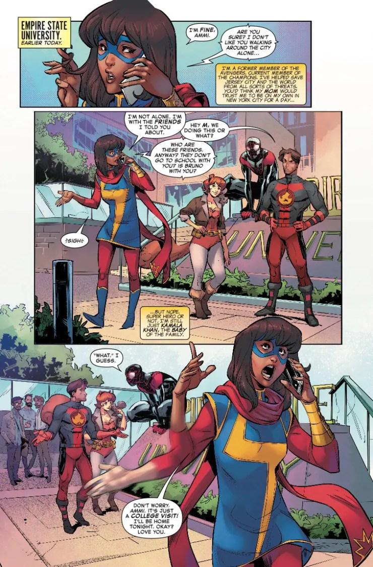 Marvel Preview: Marvel Rising #1