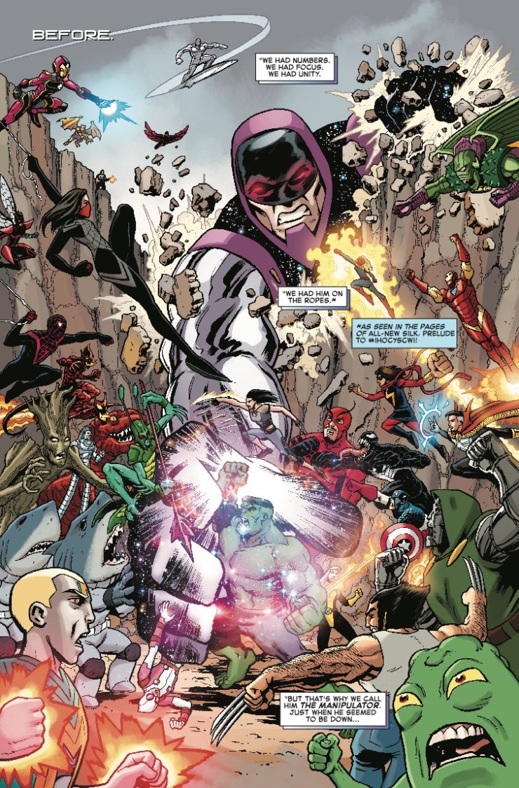 Marvel Preview: Spider-Man/Deadpool #47