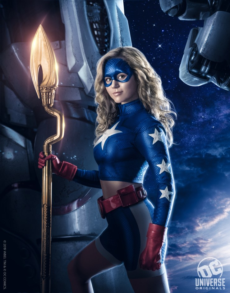 WonderCon 2019: DC Universe Unveils First Look at Brec Bassinger as Stargirl