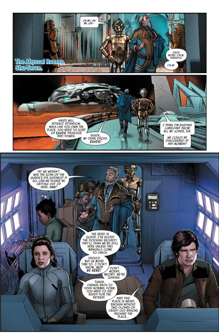 Marvel Preview: Star Wars #64