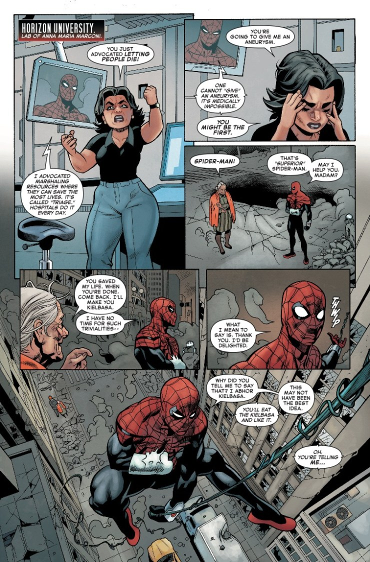 Marvel Preview: The Superior Spider-Man #4