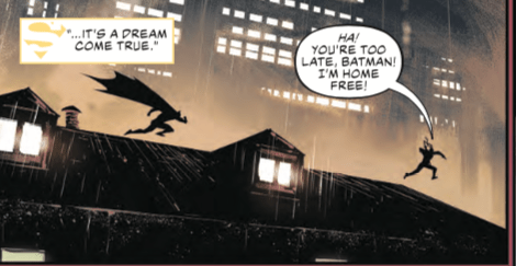 You will never guess who Batman's next Robin is in Justice League #20