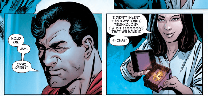 You won't believe the new Kryptonian technology revealed in 'Action Comics' #1009