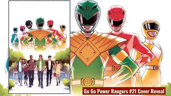 WonderCon 2019: Sina Grace joining Go Go Power Rangers as cowriter