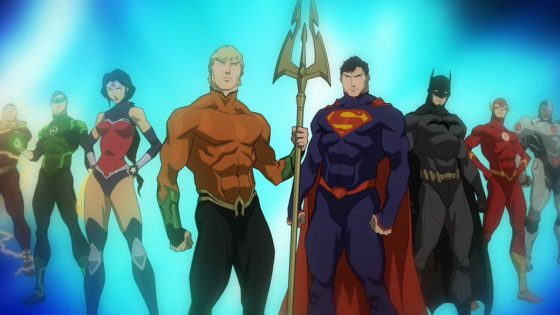 DC Universe Animated Original Movies are a better interpretation of the comic books.