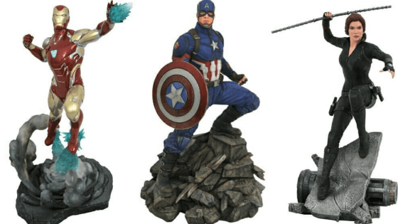 Do these new Avengers: Endgame toy images reveal a crucial plot element from the film?