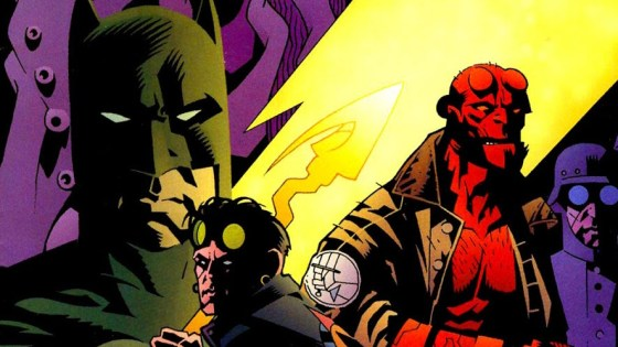 Before Batman vs. TMNT, there were these six unlikely team-ups and battles.