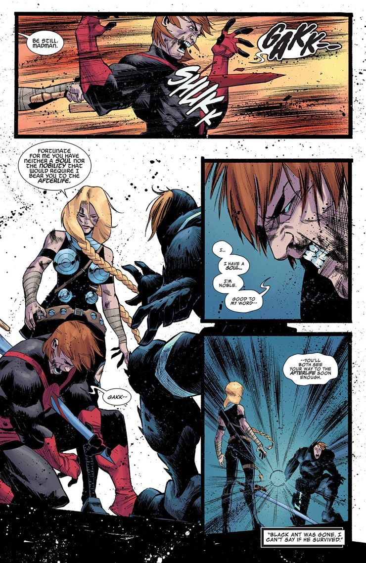 3 Takeaways: Secret Avengers by Rick Remender: The Complete Collection