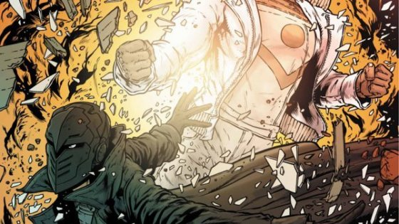 The Wild Storm #21 Review