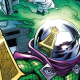 An early look at Mysterio in full costume from 'Spider-Man: Far From Home'