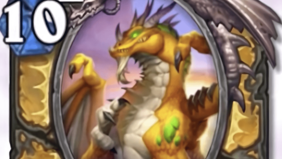 An important member of the Bronze dragonflight becomes the latest Legendary Paladin minion in Hearthstone: Rise of Shadows.