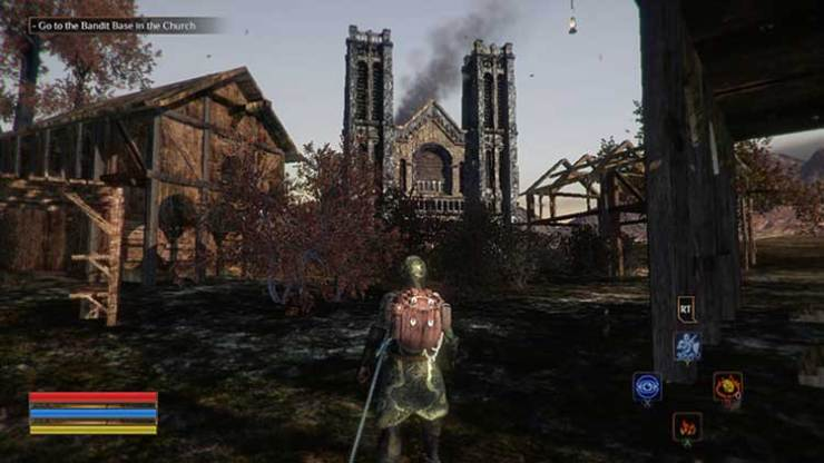 Outward (PS4) First Impressions: Just another rando
