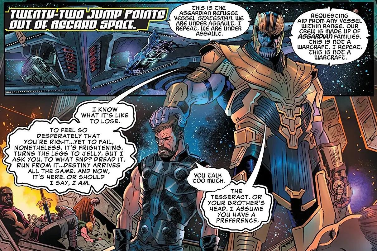 'Avengers: Endgame Prelude TPB' Review