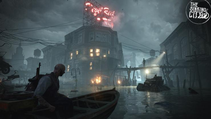 The Sinking City @ PAX East - Hands on impressions