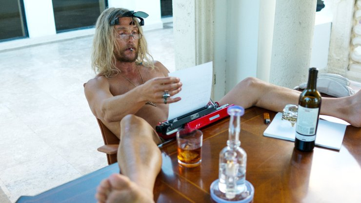 'The Beach Bum' review: An hour and a half long acid trip