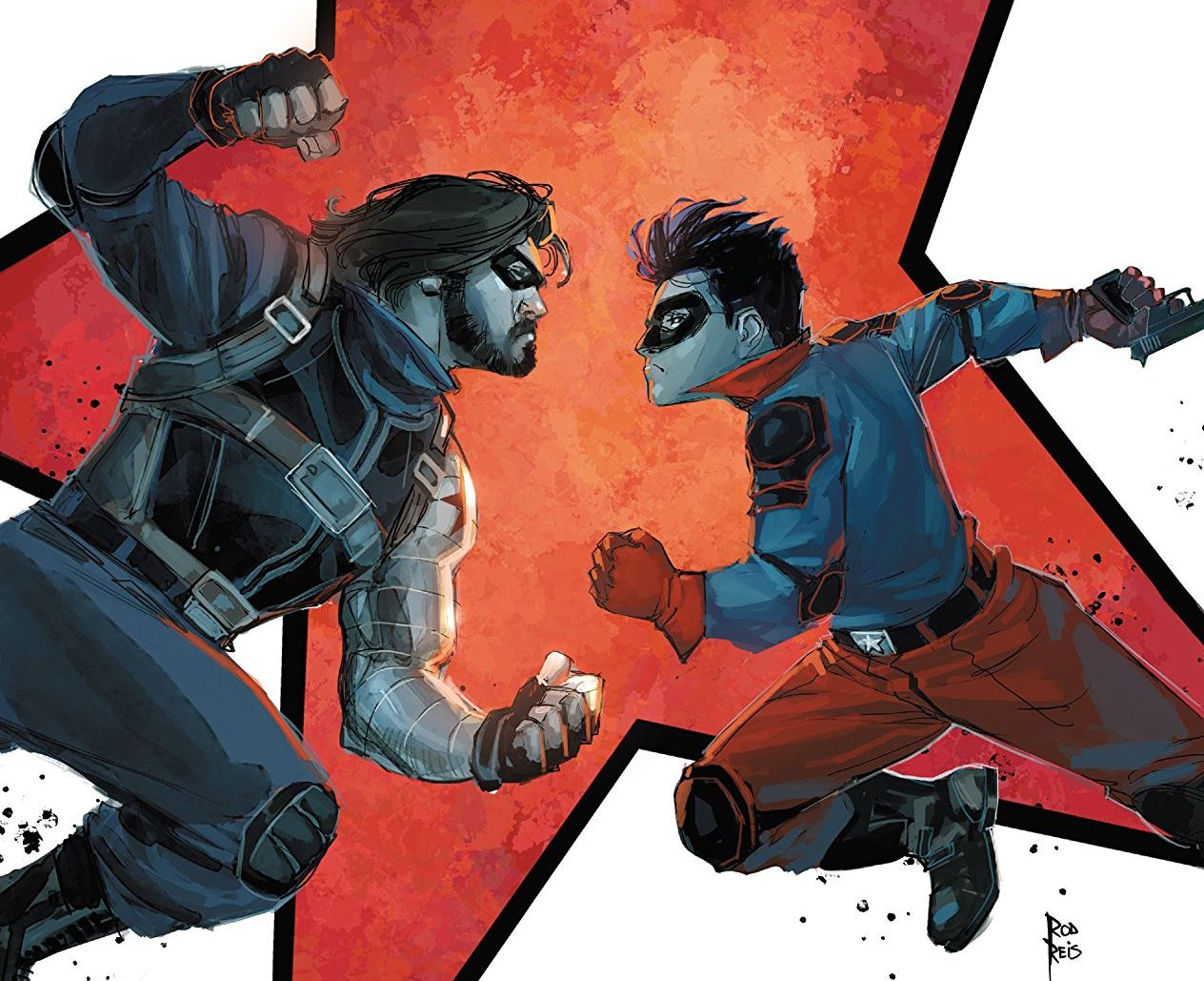 Winter Soldier #5 Review