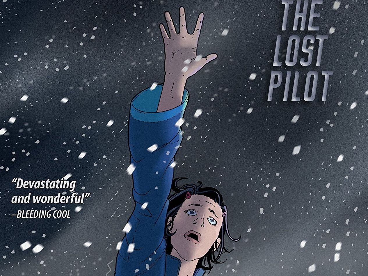 She Could Fly: The Lost Pilot #1 Review