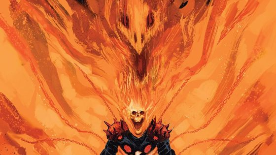 Marvel Preview: Cosmic Ghost Rider Destroys Marvel History #3