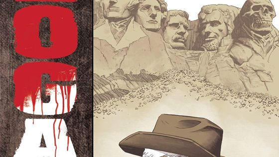 Marvel Preview: Dead Man Logan #7